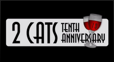 2 Cats 10th Anniversary