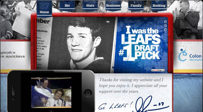 Darryl Sittler Website