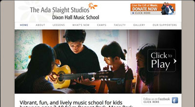Dixon Hall Music School