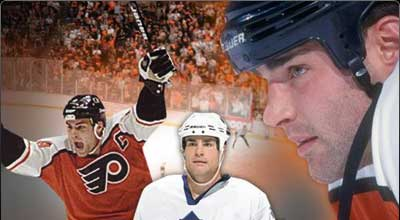Eric Lindros Highlight Reel
