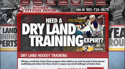 Hockey Fitness Series