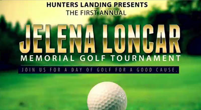 Hunters Landing Golf Tournament