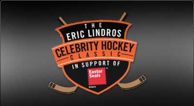 Eric Lindros Easter Seals