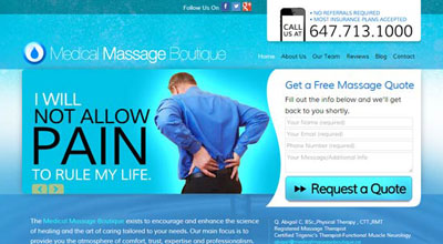 Medical Massage Boutique