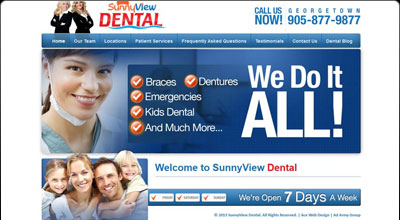 SunnyView Dental