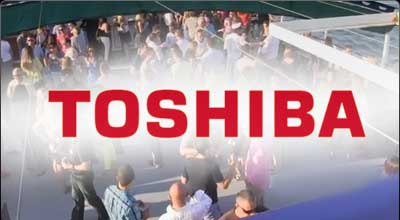 Toshiba Customer Appreciation