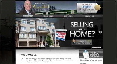 Walter Miller Real Estate